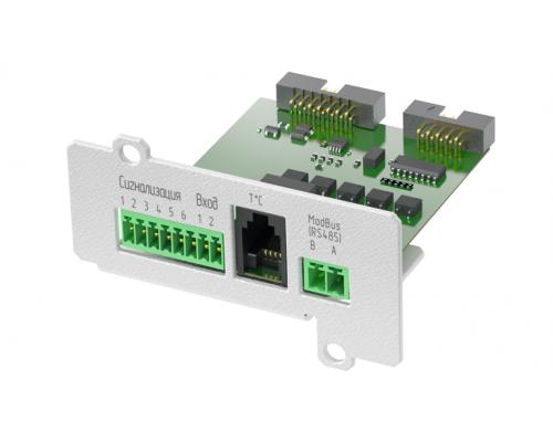 Плата расширения интерфейсов Штиль IC-Modbus/ Dry Contacts