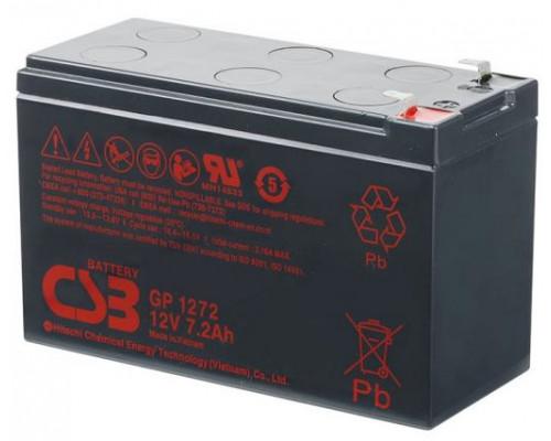 Аккумуляторная батарея CSB GP 1272 F2 (12V / 7.2Ah)