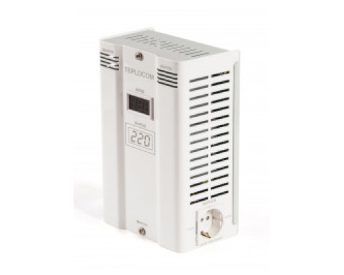 Стабилизатор фазоинверторный TEPLOCOM ST-400 INVERTOR (400ВА)