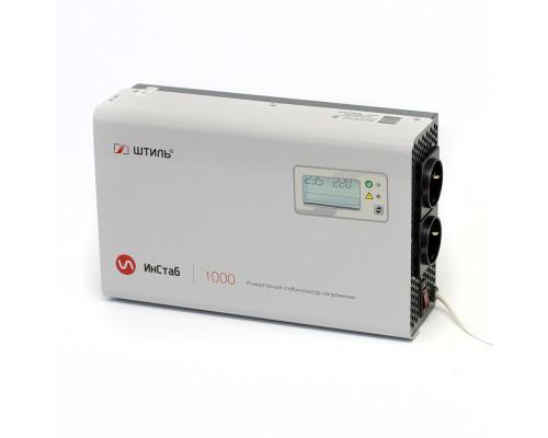 Стабилизатор инверторный «ИнСтаб» 1000 ВА (настенное/настольное исполнение)