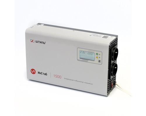 Стабилизатор инверторный «ИнСтаб» 1500 ВА (настенное/настольное исполнение)