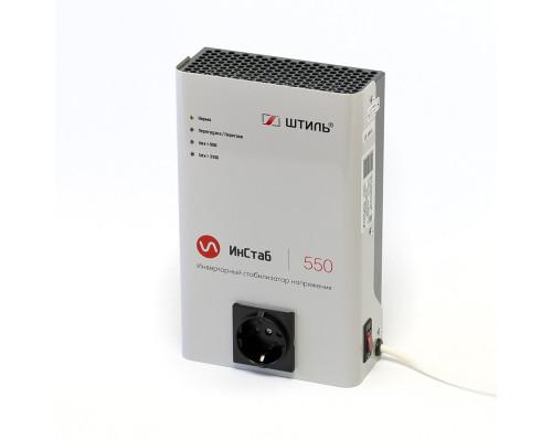 Стабилизатор инверторный «ИнСтаб» 550 ВА (настенное исполнение)