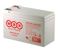 Аккумуляторная батарея WBR GP 1272 F2